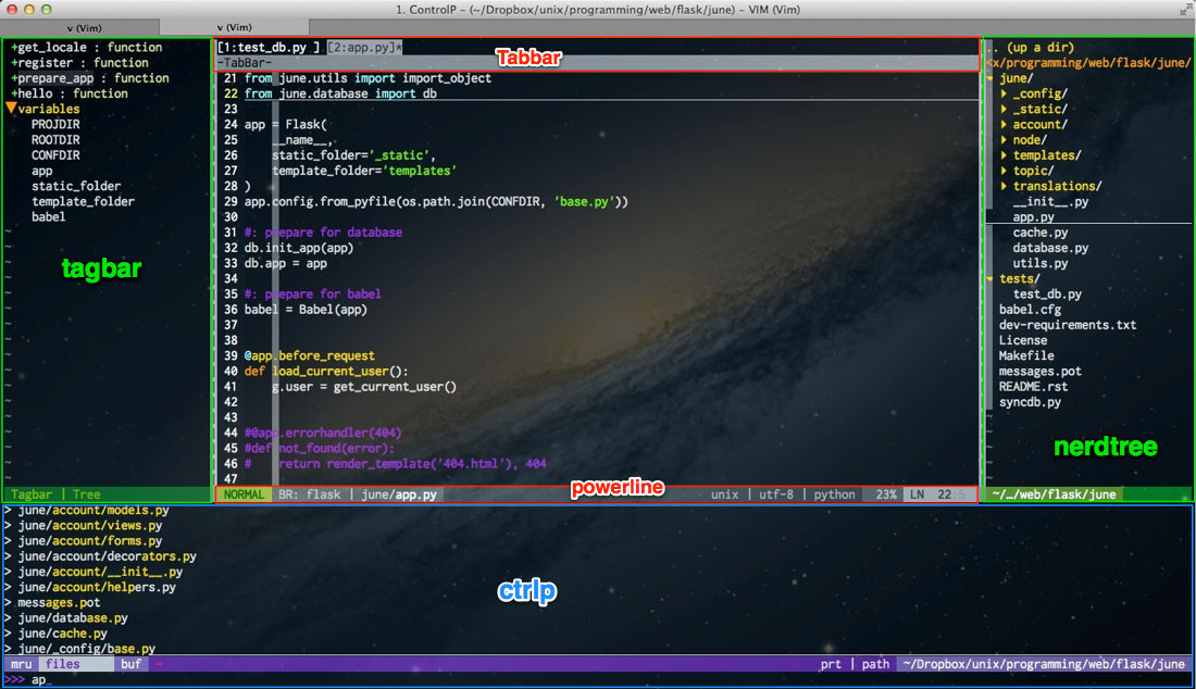 Vim as IDE. Are you getting the wrong parts? – Wrong Side of Memphis