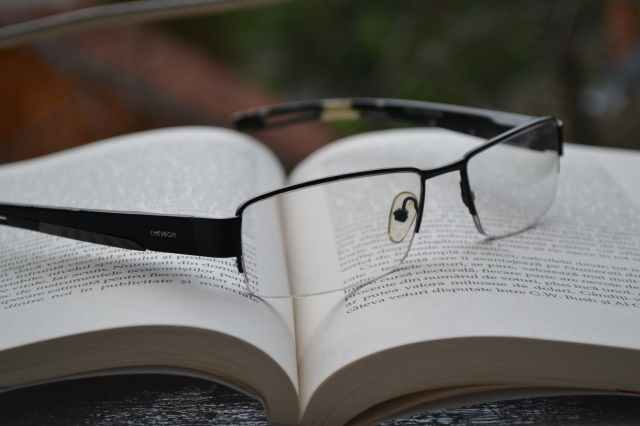 book data education eyeglasses